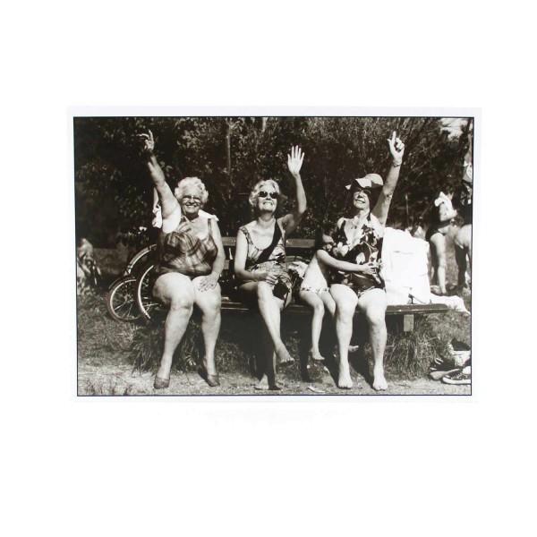 Postkarte Es ist Sommer