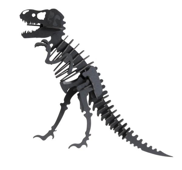 Bastelkarte Tyrannosaurus Rex