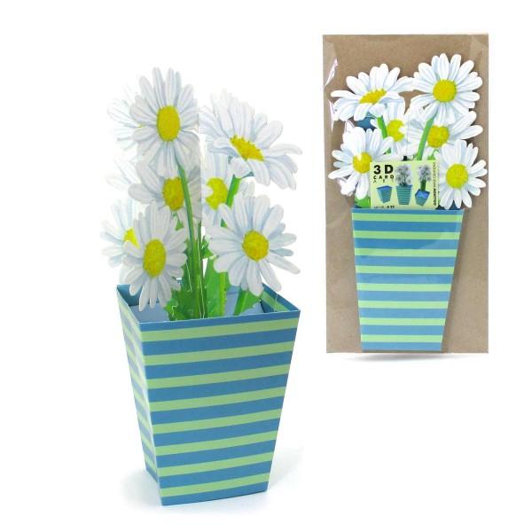 3D-Blumenkarte Magheriten
