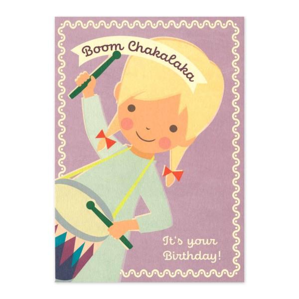 Postkarte Geburtstag